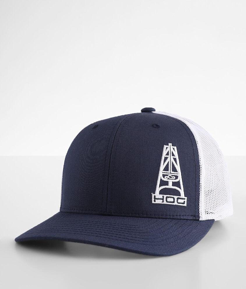 Hooey Hog Trucker Hat front view