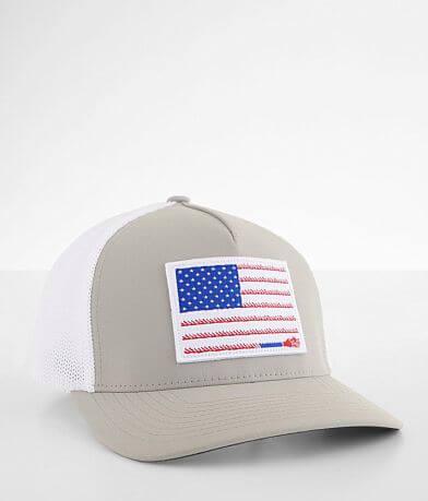 Hooey Liberty Roper Stretch Trucker Hat