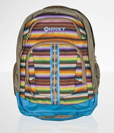 Hooey Ox Striped Backpack