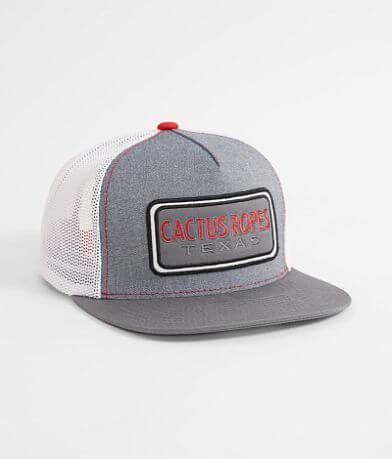 Hooey Cactus Ropes Trucker Hat