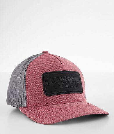 Hooey Cactus Ropes Stretch Trucker Hat