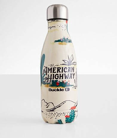 American Highway Spring Brand Event Water Bottle