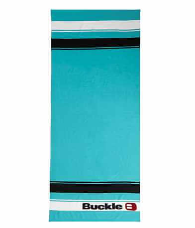 Buckle Card Beach Towel