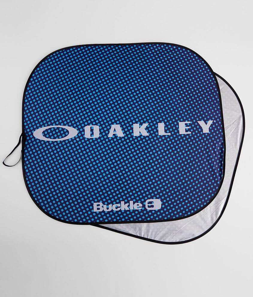 Oakley Spring Brand Event Auto Sun Shade front view