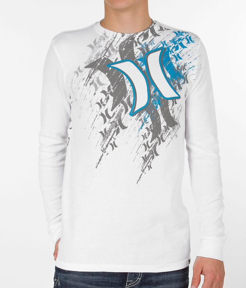 Hurley Simply Radical Thermal Shirt front view