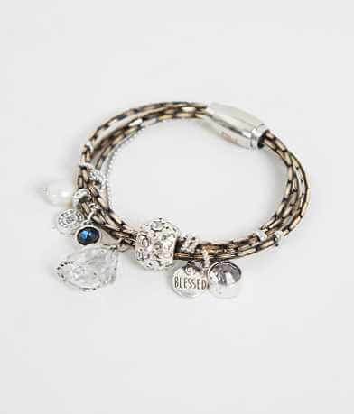 Good Work(s) Amity Charm Blessed Bracelet