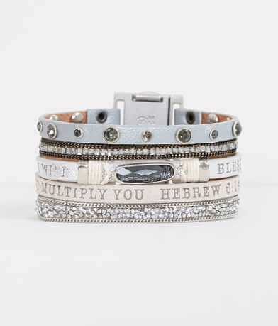 Good Work(s) Come Together Hebrew 6:14 Bracelet