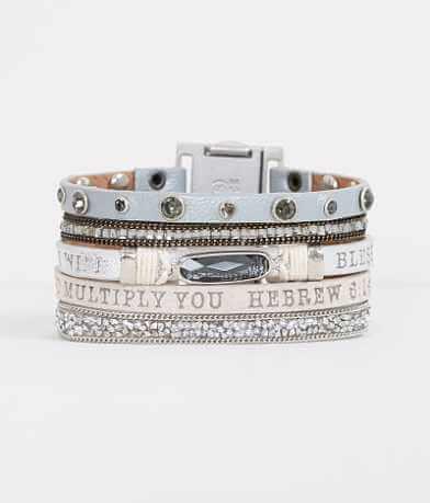 Good Work(s) Come Together Hebrew 6:14 Bracelet