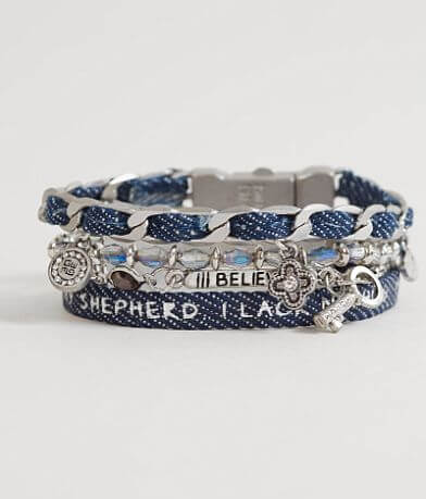 "Good Work(s) Wonder ""Psalm 23:1"" Bracelet"