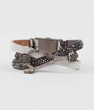 Good Work(s) Fabulous Trio Leather Bracelet