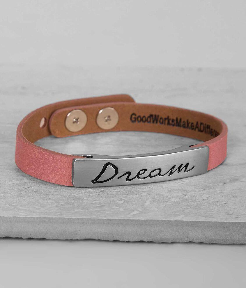 Good Work(s) Life's Inspiration Bracelet front view