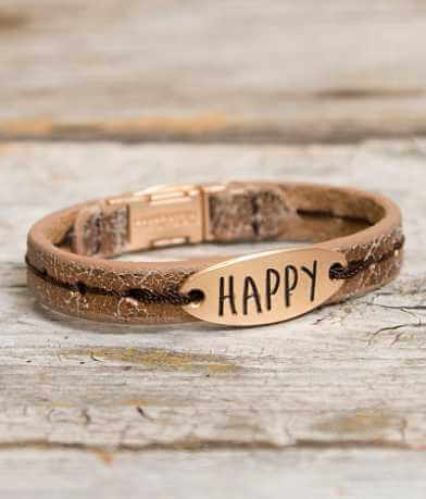 Good Work(s) Happy Bracelet