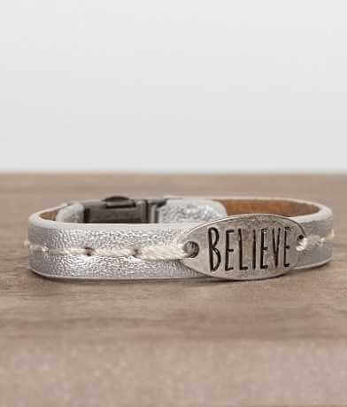 Good Work(s) Believe Bracelet