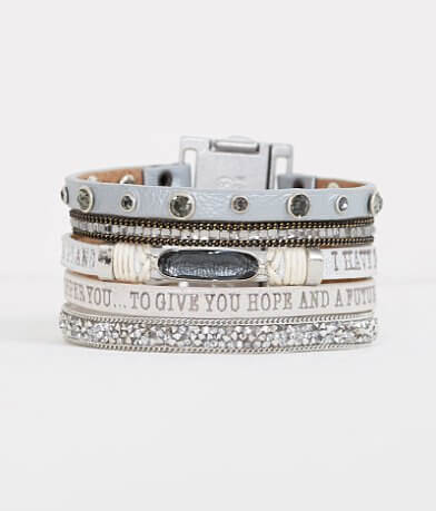 Good Work(s) Come Together Jeremiah 29:11 Bracelet