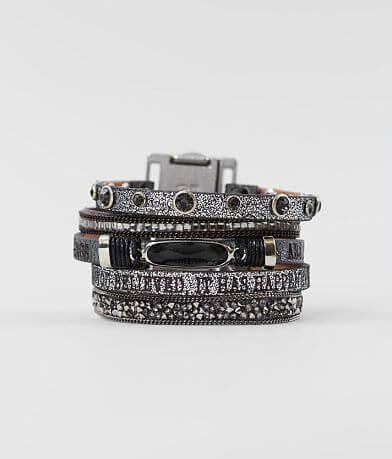 Good Work(s) Come Together Leather Bracelet