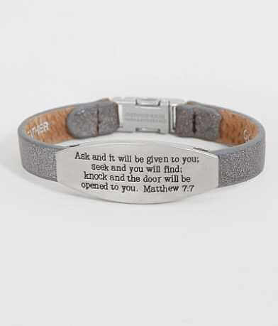 Good Work(s) Matthew 7:7 Bracelet