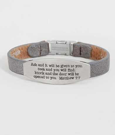 Good Work(s) Matthew 7:7 Bracelet