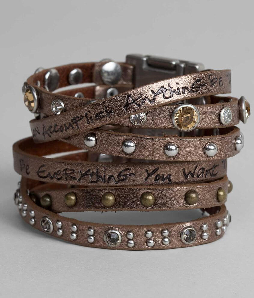 Good Work(s) Come Together Bracelet front view