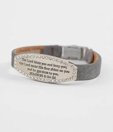 Good Work(s) Scripture Numbers 6:24-25 Bracelet