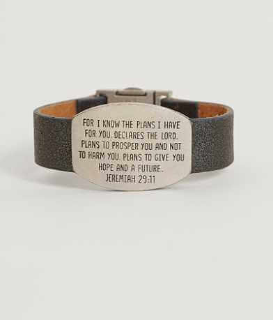 Good Work(s) Jermeiah 29:11 Bracelet