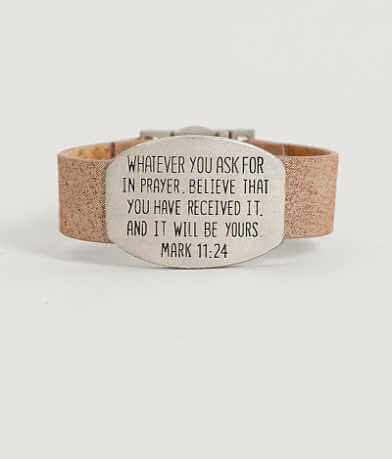 Good Work(s) Mark 11:24 Bracelet