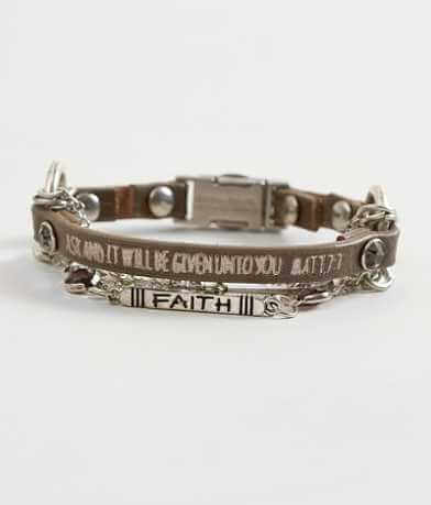 Good Work(s) Pure Matthew 7:7 Bracelet
