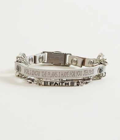 Good Work(s) Pure Jeremiah 29:11 Bracelet