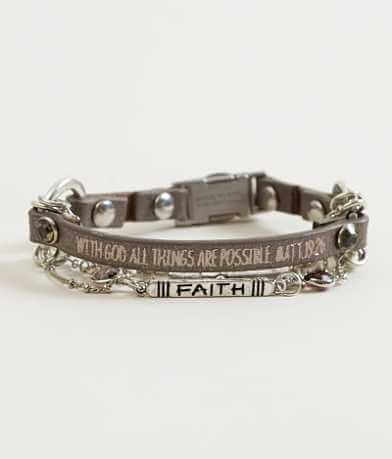 Good Work(s) Pure Matthew 19:26 Bracelet
