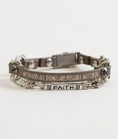Good Work(s) Pure Matthew 19:26 Bracelet