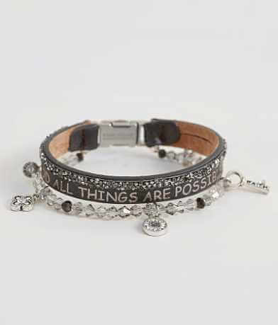 Good Work(s) Truth Matthew 19:26 Bracelet