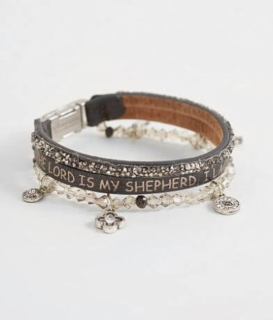 Good Work(s) Truth Psalm 23:1 Bracelet