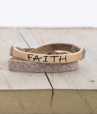 Good Work(s) Faith Bracelet