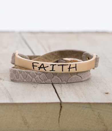 Good Work(s) Faith Bracelet