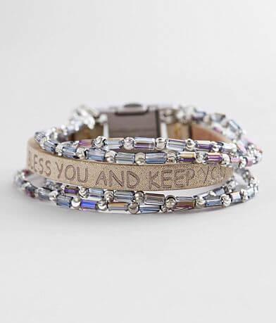 Good Work(s) Favored Leather Bracelet