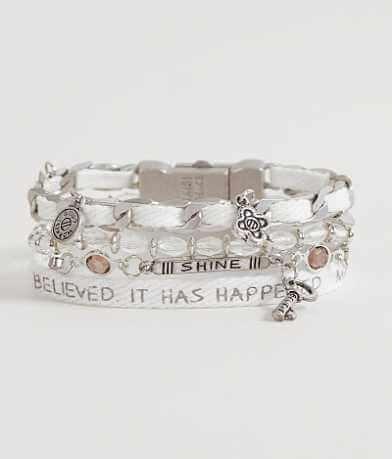 "Good Work(s) Wonder ""Matthew 8:13"" Bracelet"