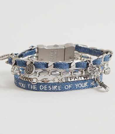 "Good Work(s) Wonder ""Psalm 20:4"" Bracelet"