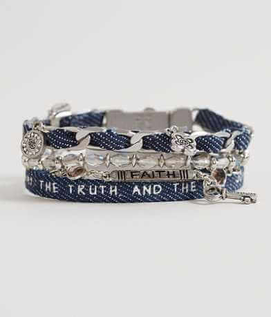 "Good Work(s) Wonder ""John 14:6"" Bracelet"