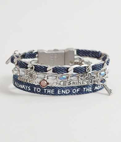 "Good Work(s) Wonder ""Matthew 28:20"" Bracelet"