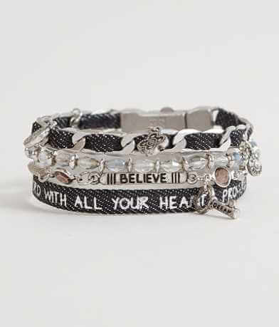 "Good Work(s) Wonder ""Proverbs 3:5-6"" Bracelet"