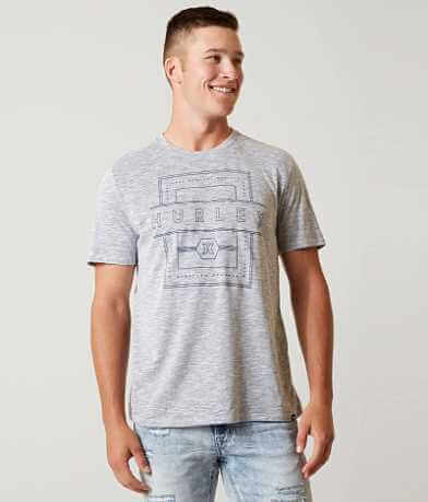 Hurley Shifting Time Dri-FIT T-Shirt