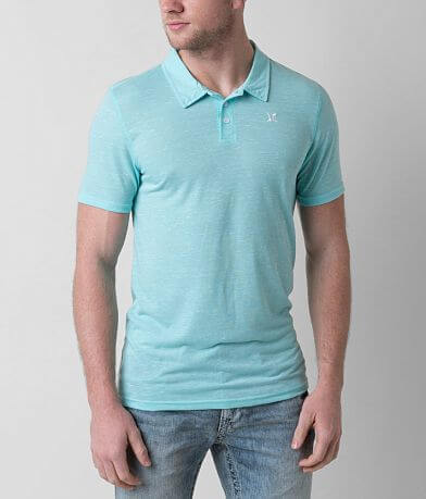 Hurley Heathered Polo