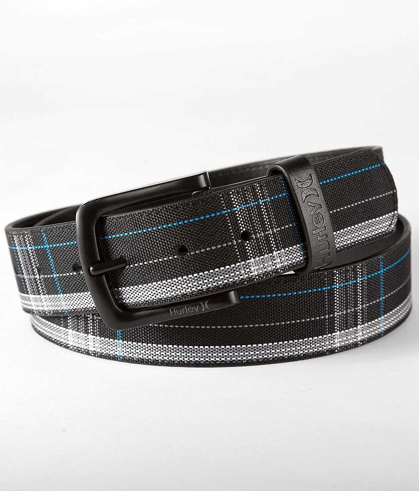 Hurley Oxford Fitted Belt front view