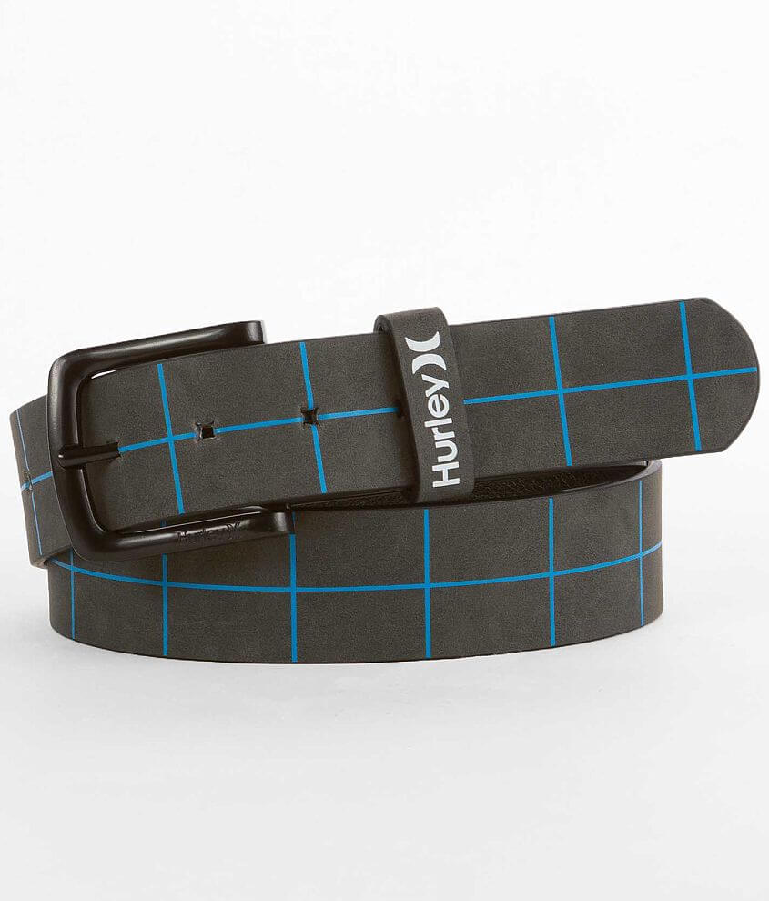 Hurley Fitted Belt front view