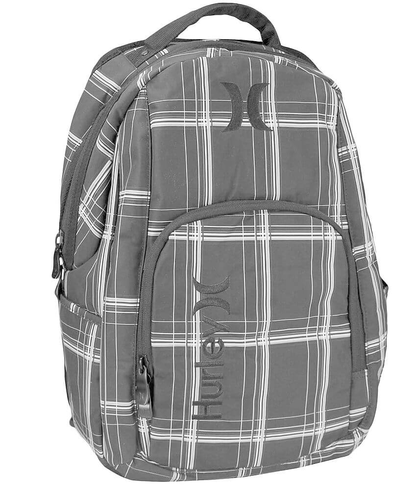 Hurley One & Only Puerto Rico Backpack front view