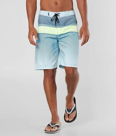 Hurley Line Up Striped Boardshort