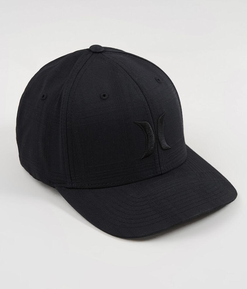 dc2875a277a Hurley Black Textures Stretch Hat - Men s Hats in Black