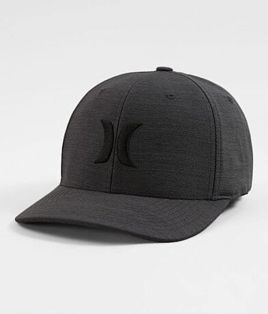 Hurley Black Textures Hat - Special Pricing
