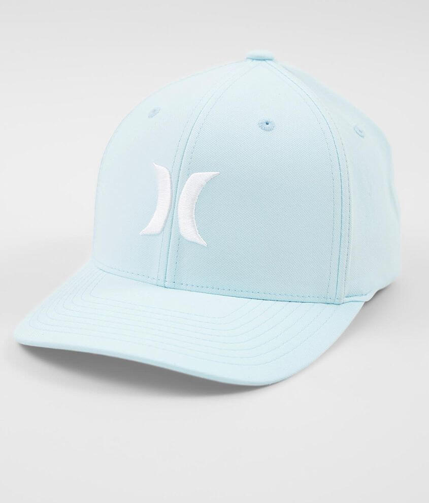 5928ab7f41223 Hurley One   Only Dri-FIT Stretch Hat - Men s Hats in Topaz Mist ...