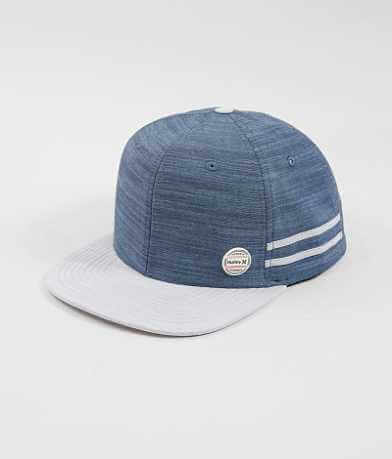 Hurley Work Pin Hat