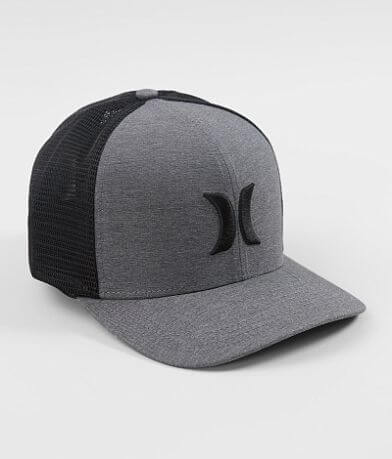 Hurley One & Textures Stretch Trucker Hat